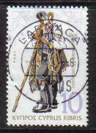 Cyprus Stamps SG 868 1994 10c - USED (b384)