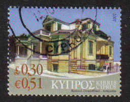 Cyprus Stamps SG 1148 2007 30c - USED (b425)