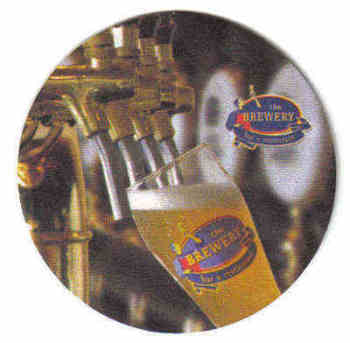 """Cyprus Beermats """"The Brewery"""" rare - UNUSED (b478)"""