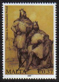 Malta Stamps SG 1646 2009 37c History of Malta - MINT