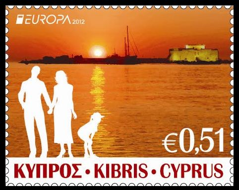 Cyprus EUROPA 2012 51c