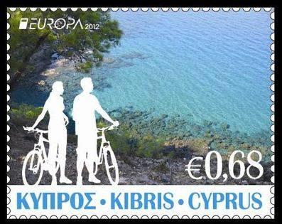 Cyprus EUROPA 2012 68c