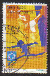 North Cyprus Stamps SG 0598 2004 500,000L - USED (g141)