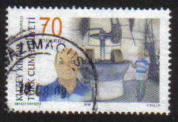 North Cyprus Stamps SG 0683 2008 70ykr - USED (g148)