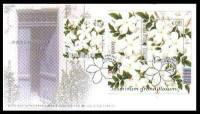 Cyprus Stamps SG 1277-78 2012 Aromatic Flowers Jasmine - Official FDC