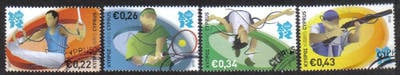 Cyprus Stamps SG 2012 (b) London Olympic Games - USED (g293)