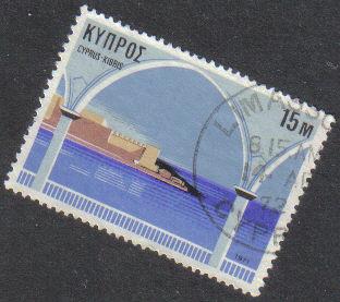 LIMASSOL Cyprus Stamps postmark - (g415)