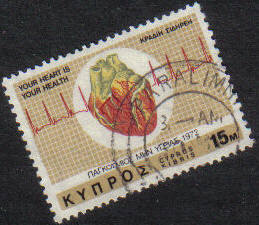 PARALIMNI Cyprus Stamps postmark DD7 Datestamp Double Circle - (g437)