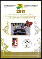 North Cyprus Stamps Leaflet 252 2011 The Wedding of Prince William and Kate Middleton