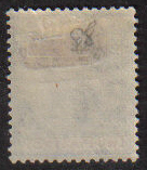 Cyprus stamps SG 92 shows pencil ID on back of stamp