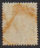 Cyprus Stamps SG 83 1915 18 Piastres King George V. Much toning on back but