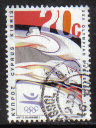 Cyprus Stamps SG 812 1992 20c - USED (g995)