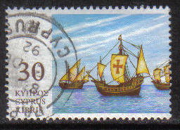 Cyprus Stamps SG 820 1992 30c - USED (h006)
