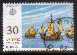Cyprus Stamps SG 820 1992 30c - USED (h007)
