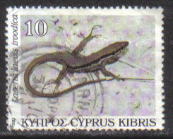 Cyprus Stamps SG 823 1992 10c - USED (h011)