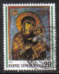 Cyprus Stamps SG 829 1992 20c - USED (h017)