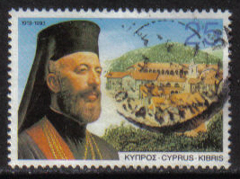 Cyprus Stamps SG 836 1993 25c - USED (h022)