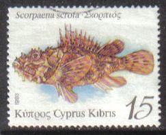 Cyprus Stamps SG 838 1993 15c - USED (h025)