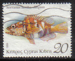 Cyprus Stamps SG 839 1993 20c - USED (h027)