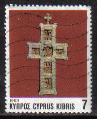 Cyprus Stamps SG 844 1993 7c - USED (h030)