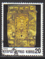 Cyprus Stamps SG 845 1993 20c - USED (h031)