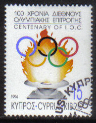 Cyprus Stamps SG 850 1994 15c - USED (h036)