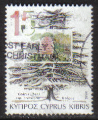 Cyprus Stamps SG 856 1994 15c - USED (h043)