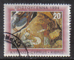 Cyprus Stamps SG 861 1994 20c - USED (h045)