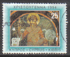 Cyprus Stamps SG 862 1994 25c - USED (h047)