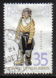 Cyprus Stamps SG 873 1994 35c - USED (h067)