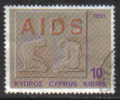Cyprus Stamps SG 886 1995 10c - USED (h077)