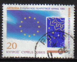 Cyprus Stamps SG 889 1995 20c - USED (h079)