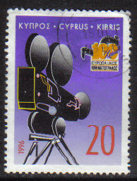 Cyprus Stamps SG 901 1996 20c - USED (h088)