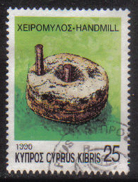 Cyprus Stamps SG 913 1996 25c - USED (h096)
