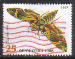 Cyprus Stamps SG 928 1997 25c - USED (h100)