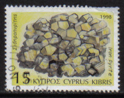 Cyprus Stamps SG 935 1998 15c - USED (h103)