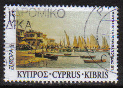 Cyprus Stamps SG 939 1998 15c - USED (h107)