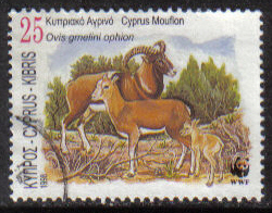 Cyprus Stamps SG 941 1998 25c - USED (h109)