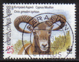Cyprus Stamps SG 943 1998 25c - USED (h113)