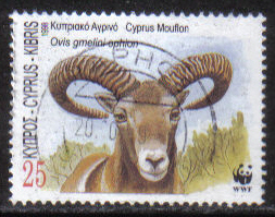 Cyprus Stamps SG 943 1998 25c - USED (h114)