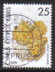 Cyprus Stamps SG 967 1999 25c - USED (h120)