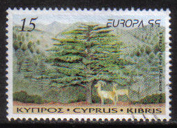 Cyprus Stamps SG 969 1999 15c - USED (h121)