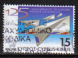 Cyprus Stamps SG 976 1999 15c - USED (h124)