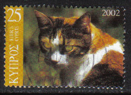 Cyprus Stamps SG 1027 2002 25c - USED (h220)