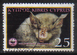Cyprus Stamps SG 1054 2003 25c - USED (h237)