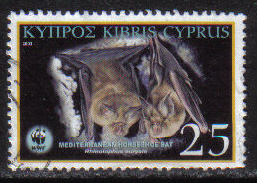 Cyprus Stamps SG 1055 2003 25c - USED (h239)