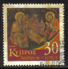 Cyprus Stamps SG 1103 2005 30c - USED (h247)
