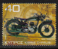 Cyprus Stamps SG 1130 2007 40c - USED (h253)