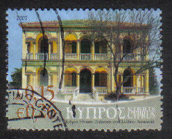 Cyprus Stamps SG 1146 2007 15c - USED (h268)
