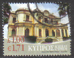 Cyprus Stamps SG 1151 2007 £1.00 - USED (h286)